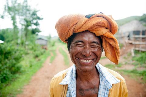 Fröhlicher Burmese © Jeff Bauche