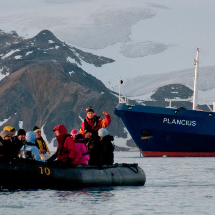 Antarktische Halbinsel & Südshetlandinseln