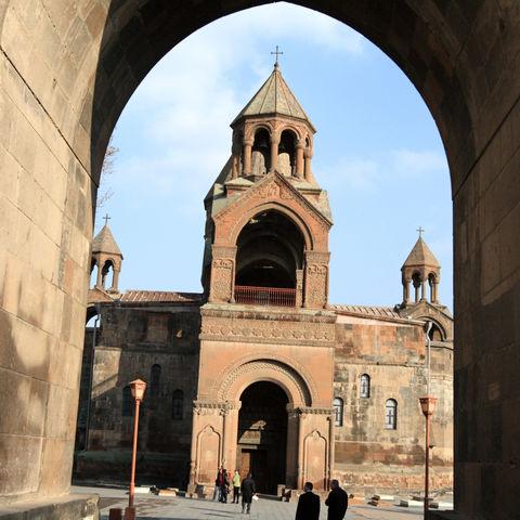 Etschmiadsin-Kathedrale, Armenien