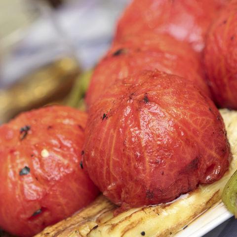 Gegrillte Tomaten, Armenien