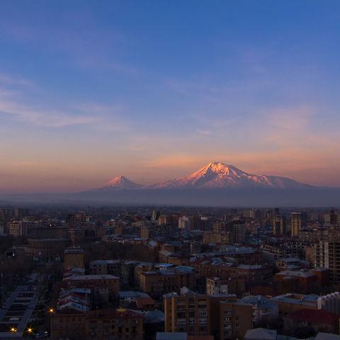 Jerewan, Armenien