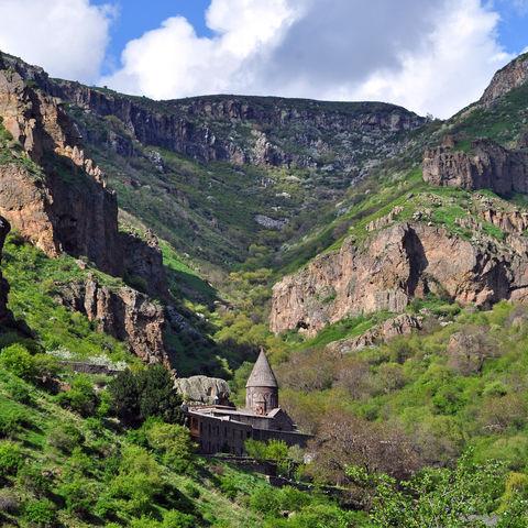 Kloster von Geghard, Armenien