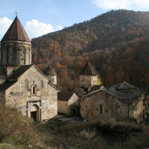 Historisches Gebäude, Armenien