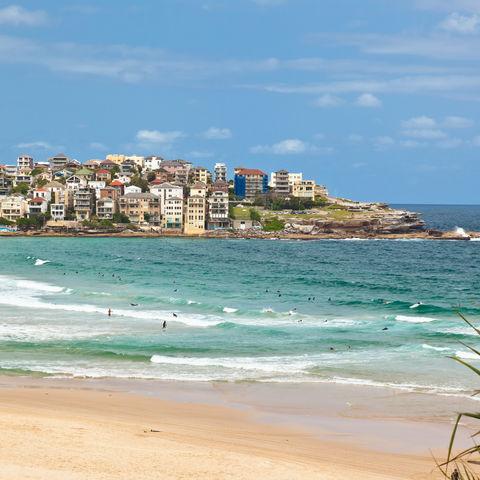 Bondi Beach Sydney, Australien
