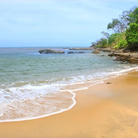 Trinity Beach bei Cairns, Australien