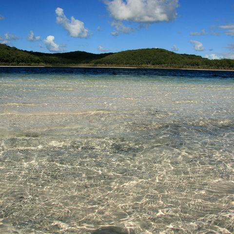 Lake McKenzie, Australien