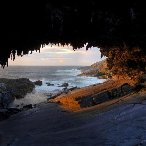 Der Admirals Bogen auf Kangaroo Island, Australien
