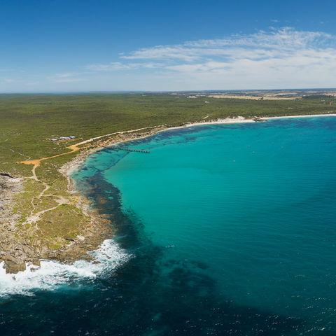 Vivonne Bucht auf Kangaroo Island, Australien