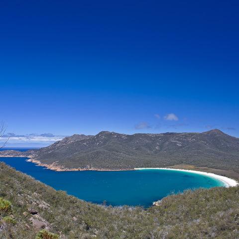 Wineglass Bay, Australien