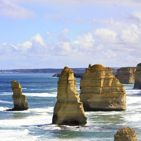Twelve Apostels an der Great Ocean Road, Australien