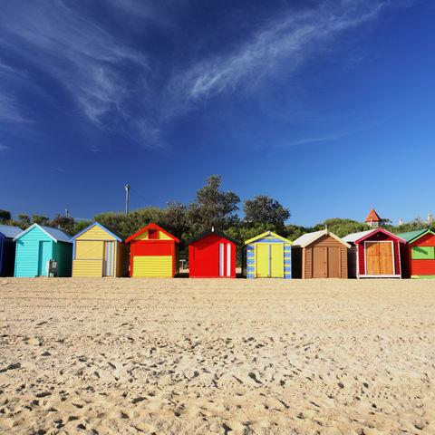 Brighton Beach Boxes, Australien