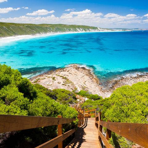 Observatory Point am Great Ocean Drive, Western Australia, Australien