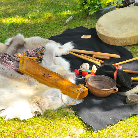 Traditionelle Musikinstrumente in Estland, Baltikum