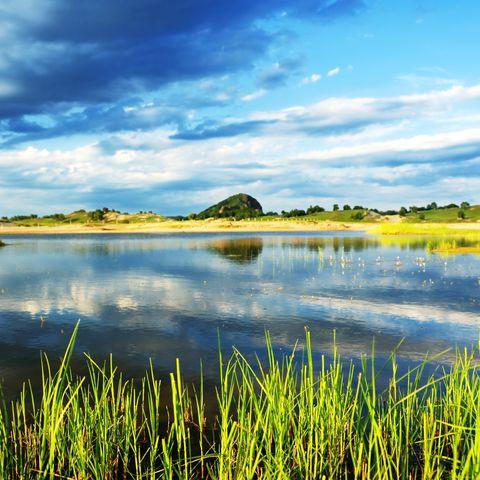 Grandiose Seenlandschaften warten in Litauen, Baltikum