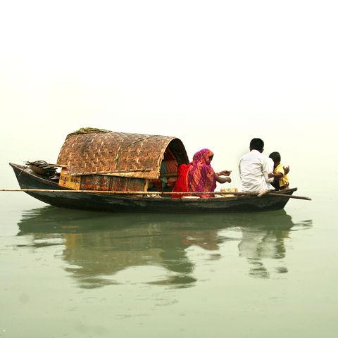 Familie an Bord, Bangladesch