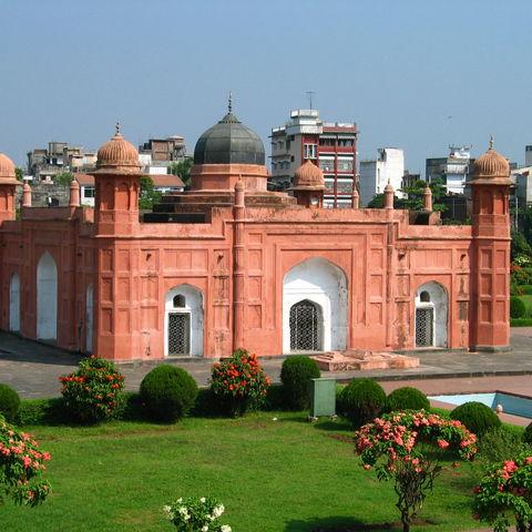 Altes Bengali-Mausoleum in Dhaka, Bangladesch