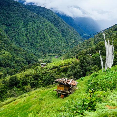 Ein Ausflug in den Himalaya!, Bhutan