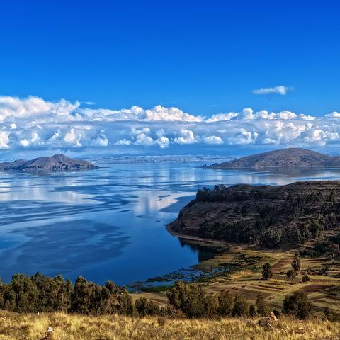 Wundersame Inseln des Titicacasees, Bolivien