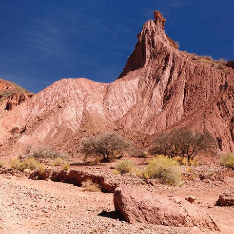 Der wilde Westen Boliviens: Canyon del Duende, Tupiza, Bolivien