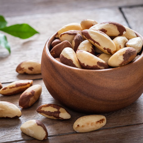 Welche Nüsse mögen Sie am liebsten? Wie wäre es mit einer Paranuss?, Brasilien