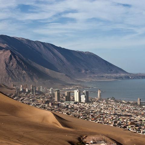 Atacama Wüste & Meer
