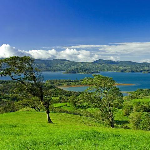 Der Arenalsee, Costa Rica