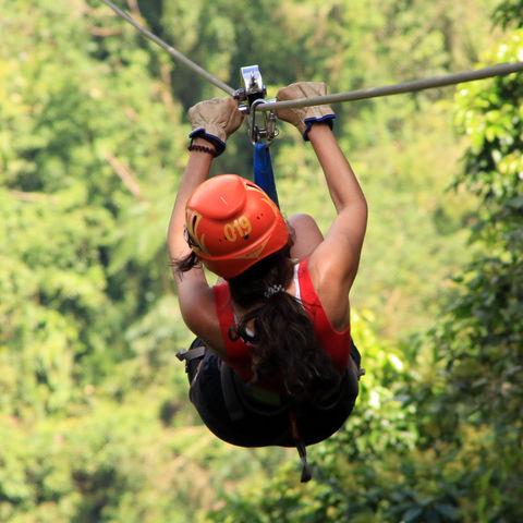 Einmal Canopy ausprobieren? Costa Rica ist der perfekte Ort für alle Aktivreisenden und Abenteuerlustigen, Costa Rica