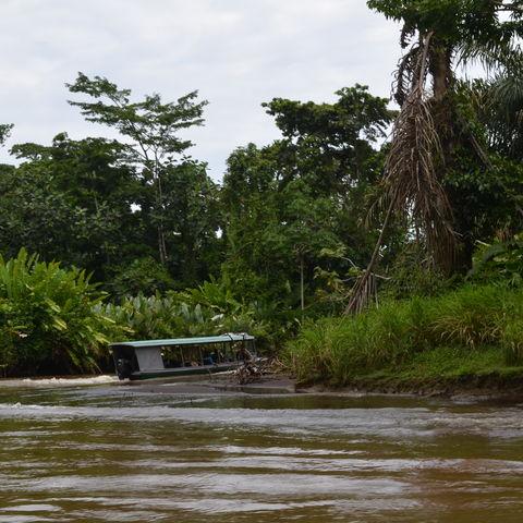 Bootsfahrt im Caño-Negro-Schutzgebiet, Costa Rica