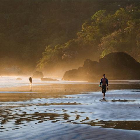 Surfparadies an der Pazifikküste, Costa Rica