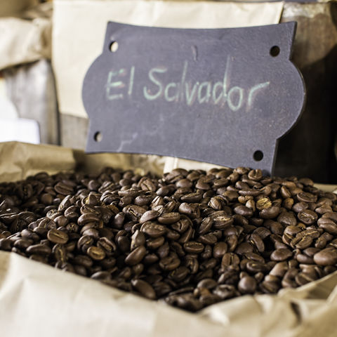Kaffee für Kenner, El Salvador
