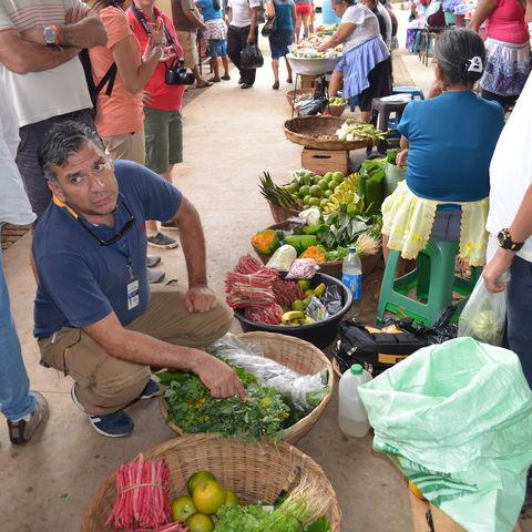 Ein Marktbesuch ist ein Muss!, El Salvador