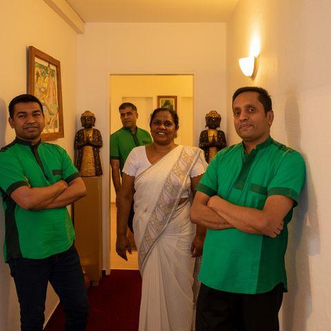 Ayurveda-Experten im Hotel Villa am Park @NEUE WEGE, Ayurveda