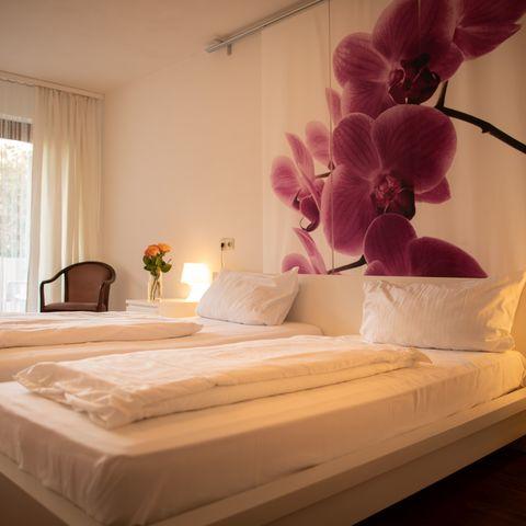 Doppelzimmer im Hotel Villa am Park @NEUE WEGE, Ayurveda