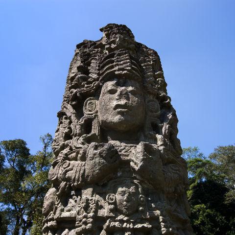 Zeugnis vergangener Zeiten, Honduras