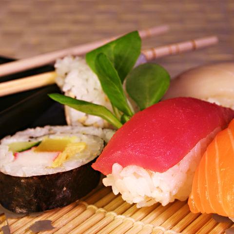 Nigiri Sushi, Japan