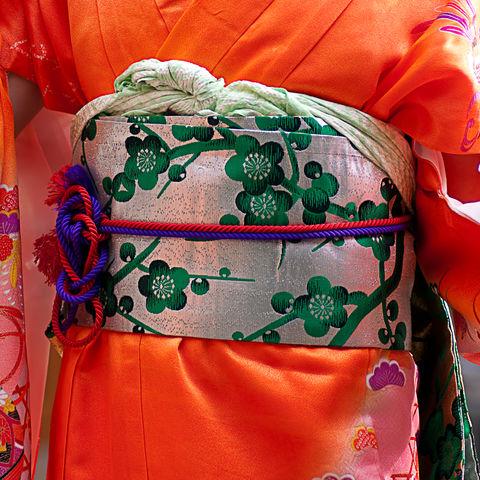 Traditioneller Kimono, Japan