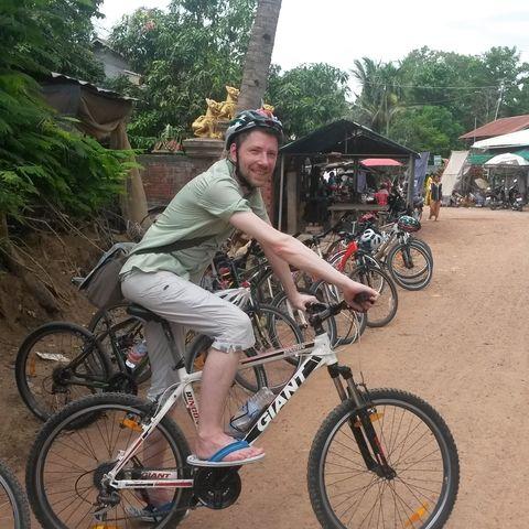 Fahrradtour in Battambang © Patrick Lenz, a&e erlebnisreisen