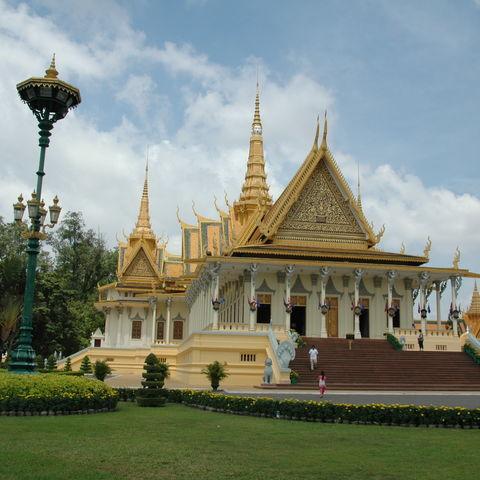 Königspalast, Kambodscha