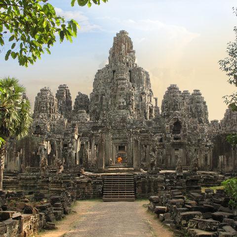 Bayon Tempel, Kambodscha