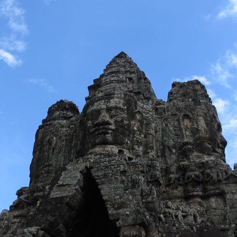 Angkor Thom, Kambodscha