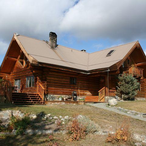 Gemütliche Lodge, Beispielort, Kanada, Kanada