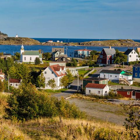 Dorf Trinity, Kanada