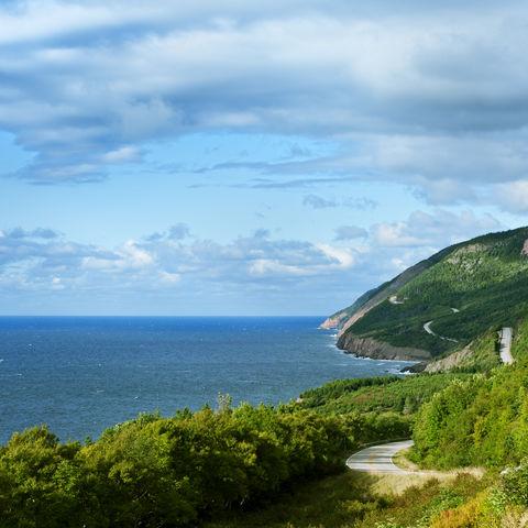 Cape Breton Highlands Nationalpark, Kanada
