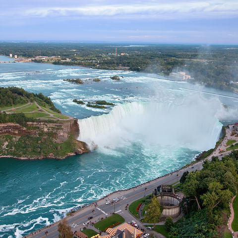Niagara-Fälle in Ontario, Kanada