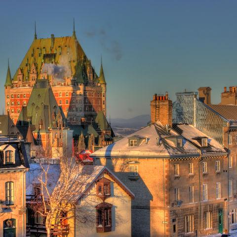 Das historische Québec, Kanada