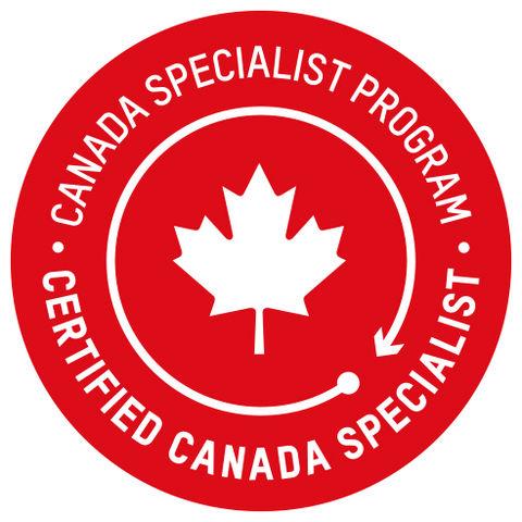 Kanada Spezialist Siegel, Kanada