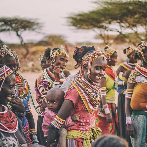 Kenianischer Stamm, Kenia