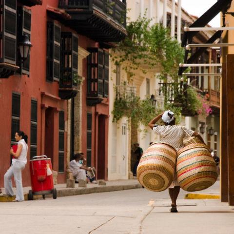 Stadtleben, Kolumbien
