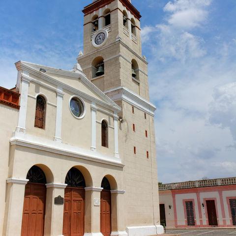 Kirche in Bayamo, Kuba