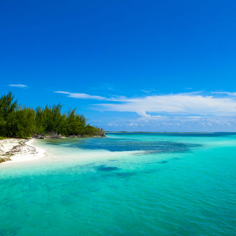 Traumhafter Strand am Playa Paraiso, Kuba